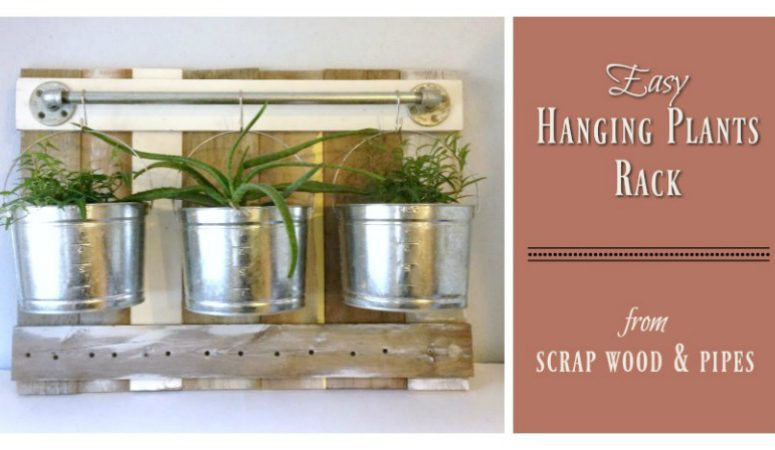 Versatile Wall Organizer DIY for the Farmhouse Kitchen